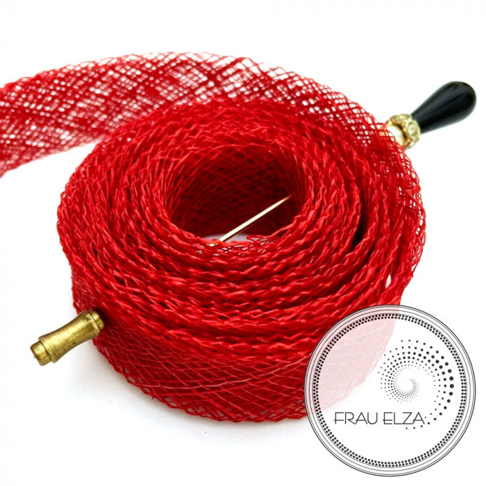 Лента синамей, красная