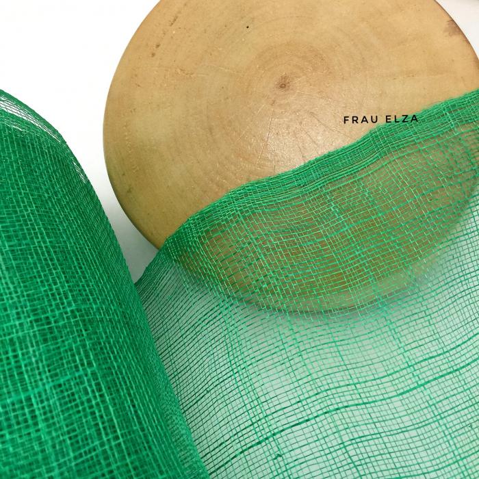 Синамей для шляп, светло-зеленый
